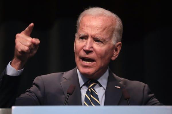 WATCH: Biden SNAPS at Top Fox Reporter