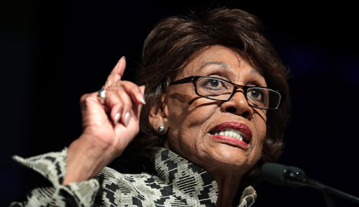 BREAKING: Maxine Waters Goes Off… Completely Loses It