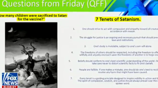 BOMBSHELL: Tucker Exposes Satanism Being Promoted in U.S. Army [VIDEO]