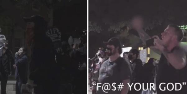 Shock Video: Antifa Issues Horrifying Threat – Please Pray [WATCH]